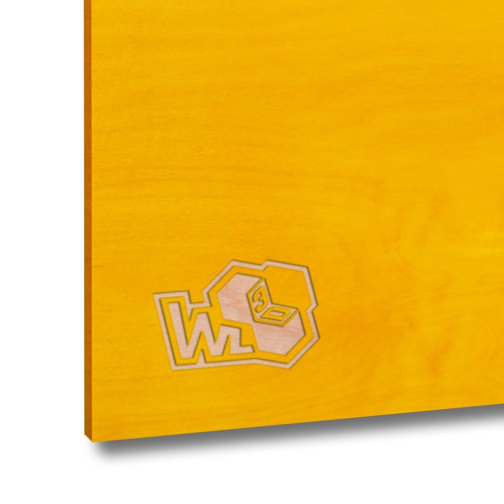 Legno di betulla multistrato giallo